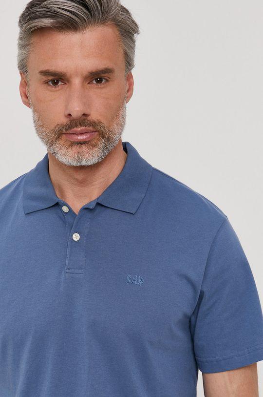 modrá GAP - Polo tričko Pánsky