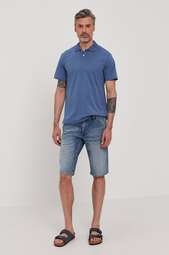 GAP - Polo tričko modrá