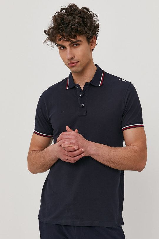 tmavomodrá CMP - Polo tričko Pánsky