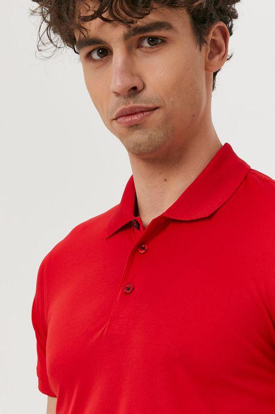 czerwony CMP - Polo