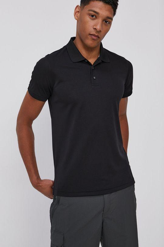 čierna CMP - Polo tričko Pánsky