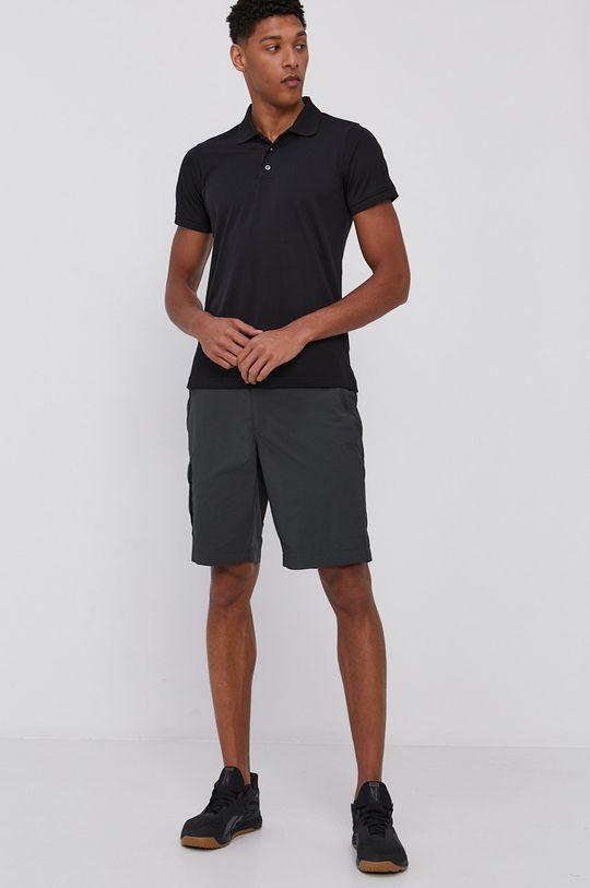 CMP - Polo tričko čierna