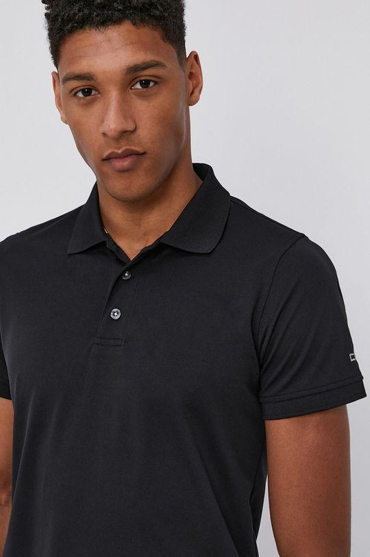 čierna CMP - Polo tričko