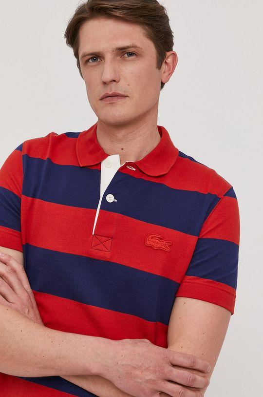 bleumarin Lacoste - Tricou Polo De bărbați