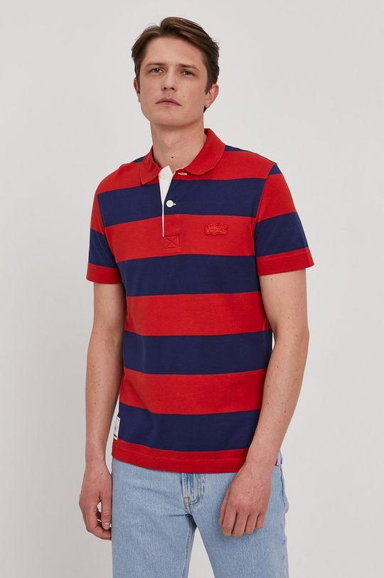 bleumarin Lacoste - Tricou Polo