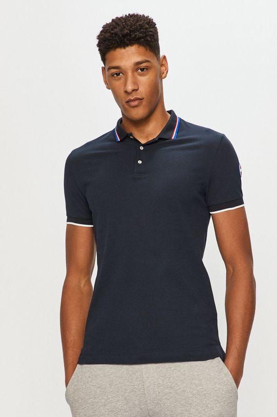 tmavomodrá Colmar - Polo tričko Pánsky