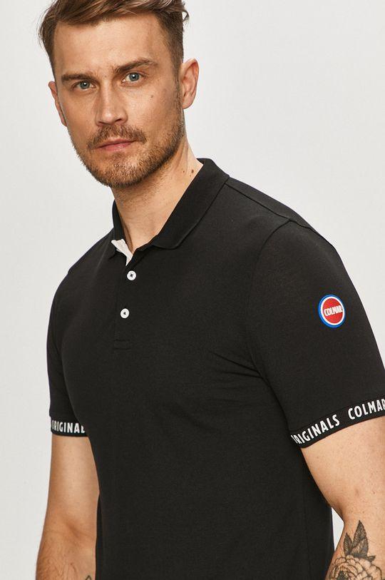 černá Colmar - Polo tričko Pánský