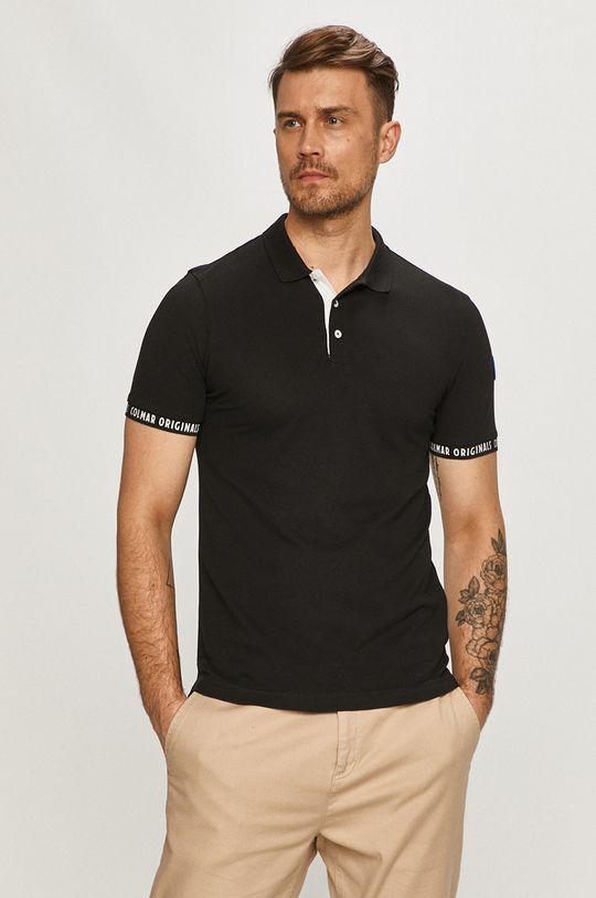 černá Colmar - Polo tričko