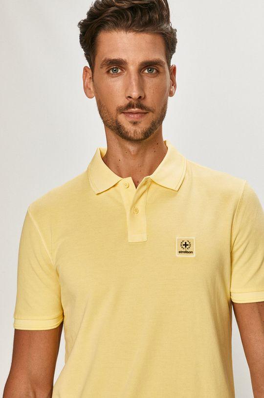 żółty Strellson - Polo