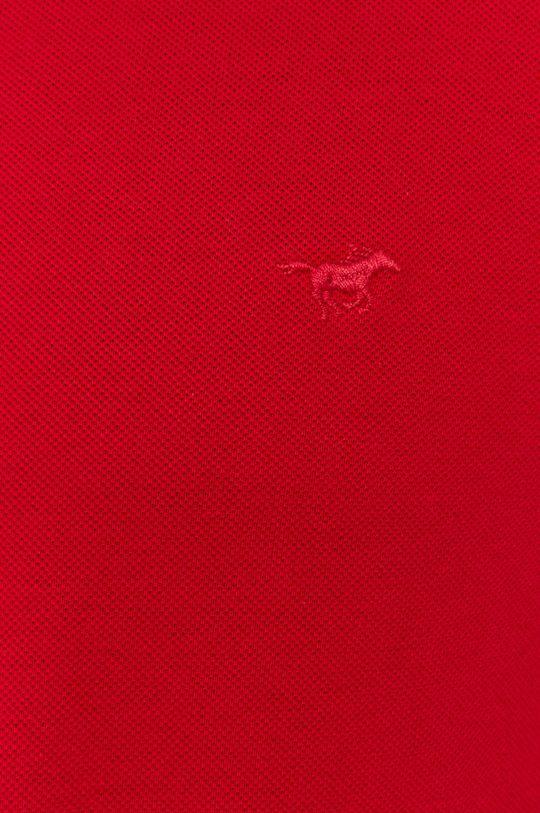 červená Mustang - Polo tričko