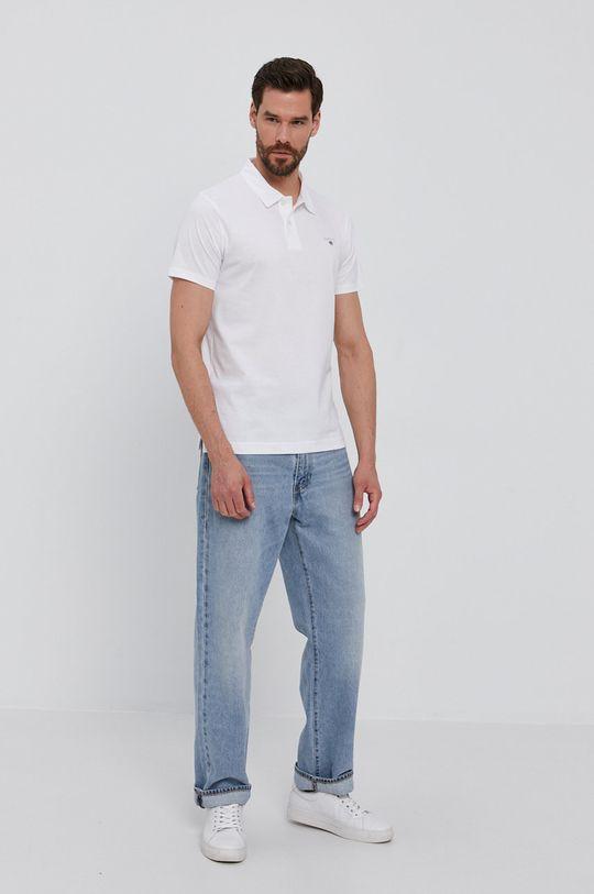 Gant - Polo biały