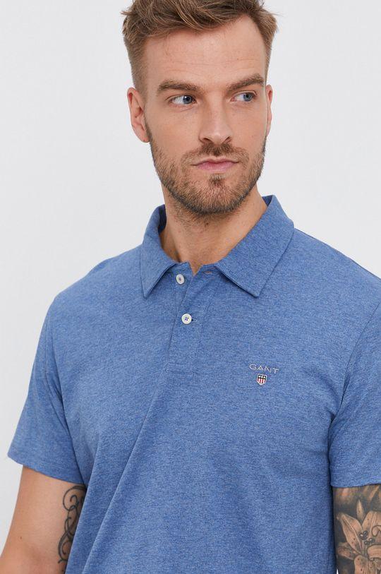 niebieski Gant - Polo