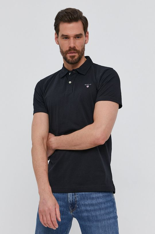 czarny Gant - Polo