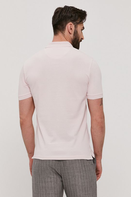 Lyle & Scott - Polo tričko  98% Organická bavlna, 2% Elastan
