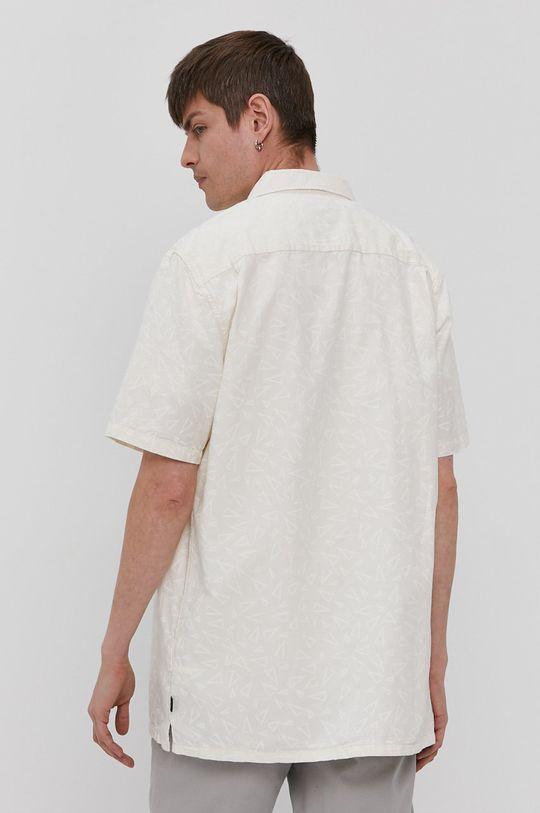 Vans - Koszula 80 % Bawełna, 20 % Len