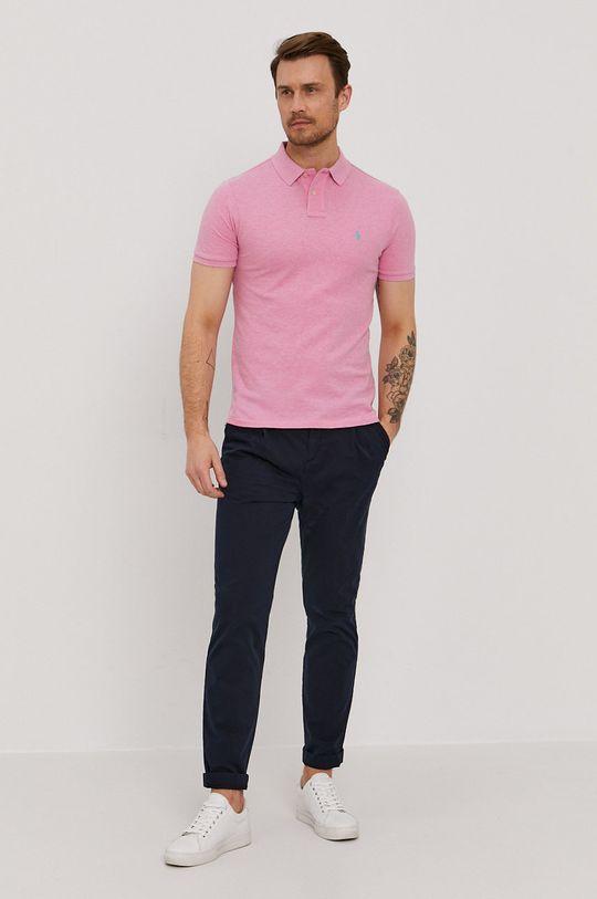 Polo Ralph Lauren - Tricou Polo roz