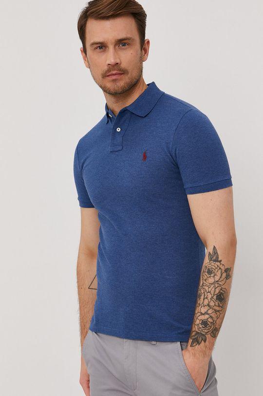 modrá Polo Ralph Lauren - Polo tričko Pánsky