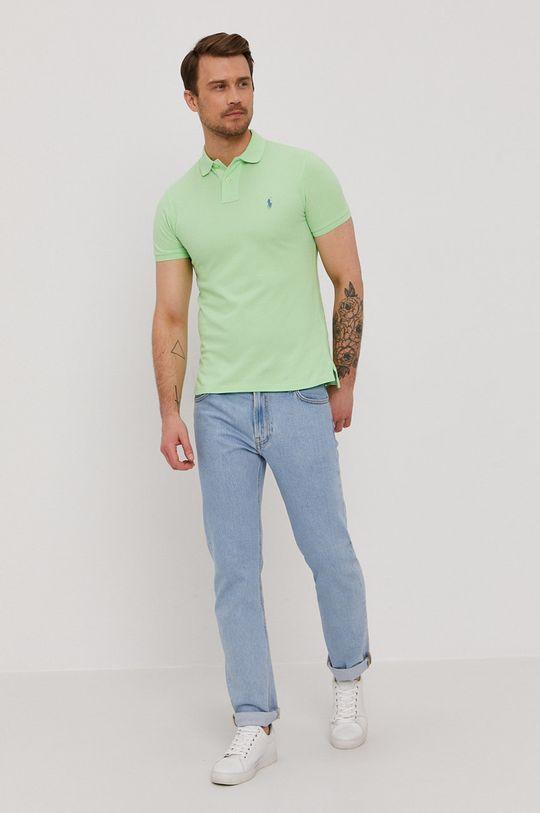 Polo Ralph Lauren - Polo jasny zielony