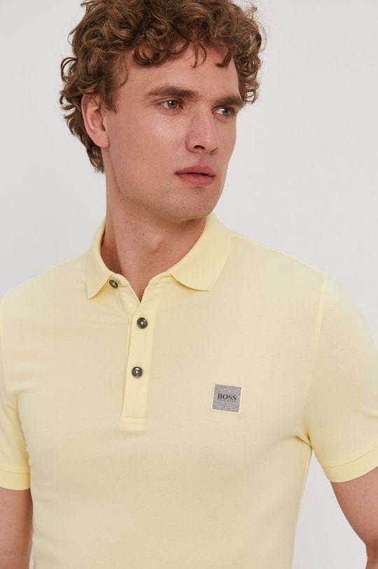 Boss - Polo tričko BOSS CASUAL Pánsky
