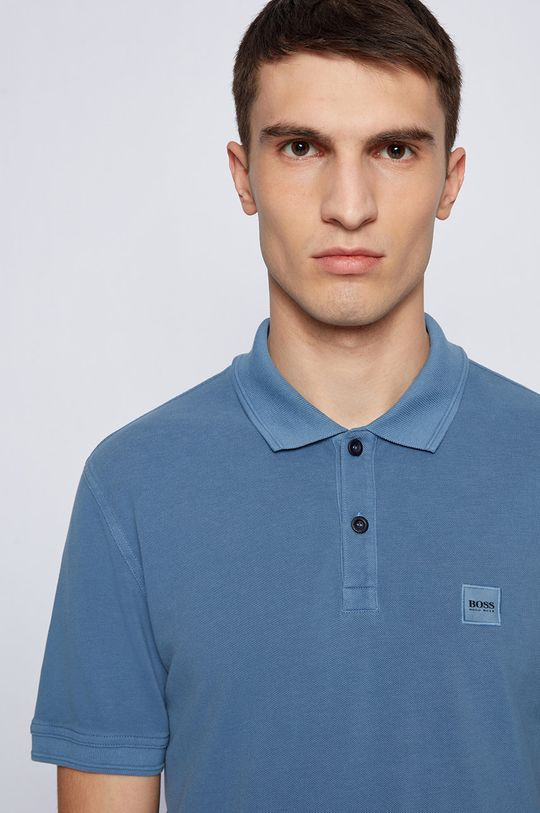 albastru Boss - Tricou Polo BOSS CASUAL