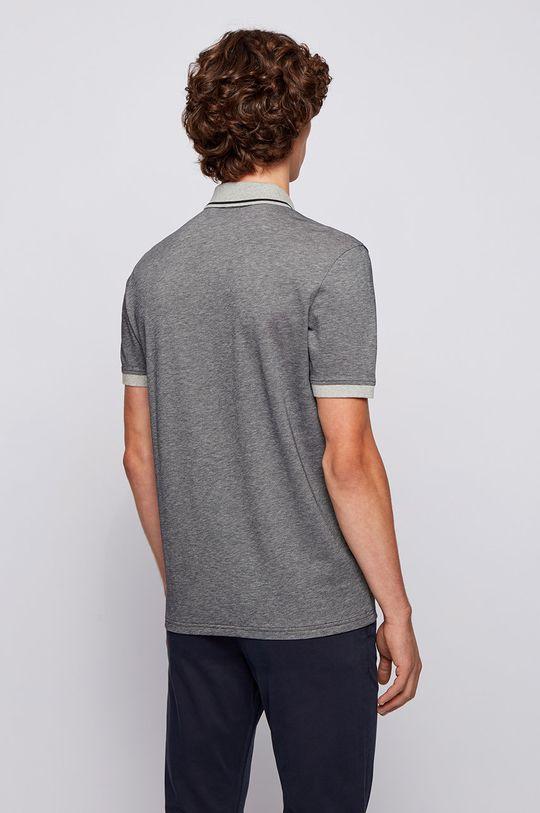 Boss - Polo tričko Boss Casual  100% Bavlna Prvky: 90% Bavlna, 10% Polyester