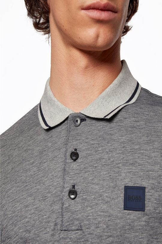 tmavomodrá Boss - Polo tričko Boss Casual