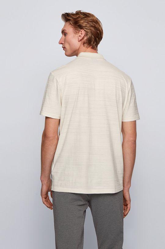 Boss - Polo tričko Boss Casual  Základná látka: 100% Bavlna Elastická manžeta: 97% Bavlna, 3% Elastan