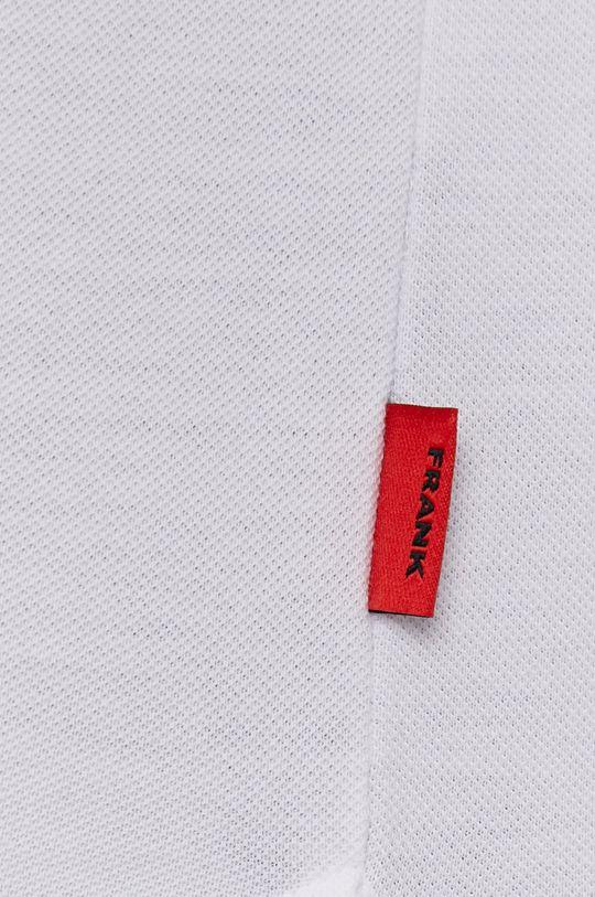 biela John Frank - Polo tričko