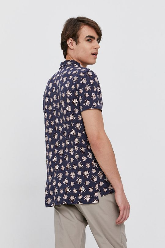Sisley - Polo tričko  100% Bavlna