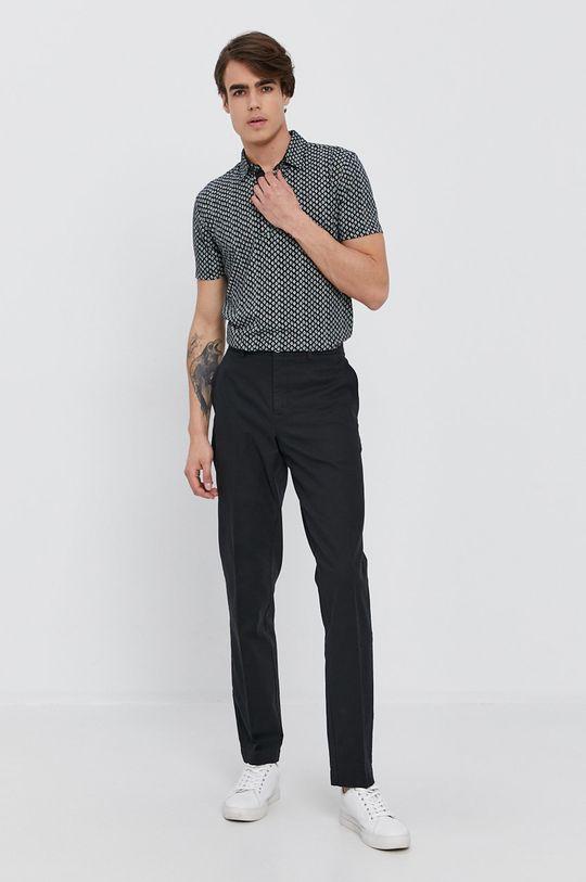 Sisley - Polo tričko vícebarevná