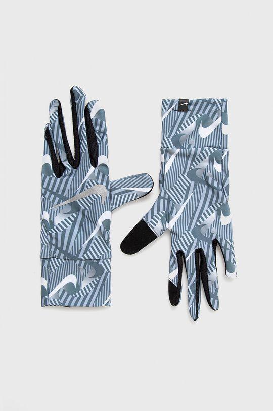 jasny szary Nike - Rękawiczki Damski