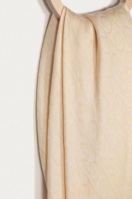 Calvin Klein - Šátek béžová