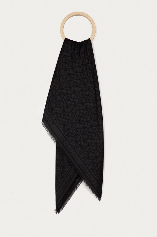 černá Calvin Klein - Šátek Dámský