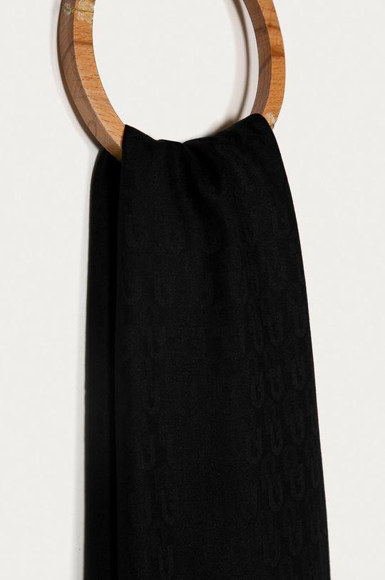 Furla - Šál Net čierna