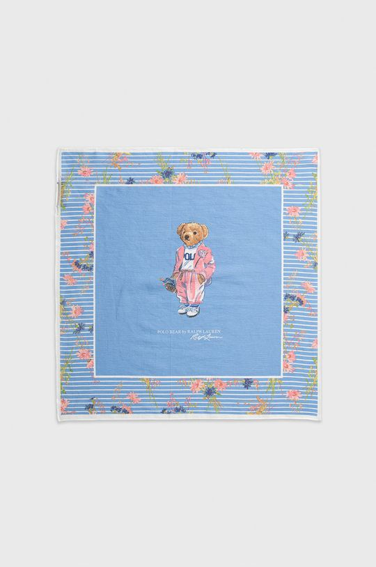 Polo Ralph Lauren - Apaszka blady niebieski