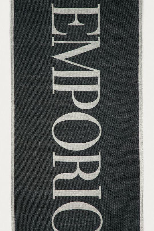Emporio Armani - Szalik 79 % Akryl, 21 % Modal