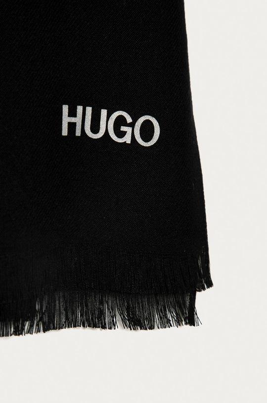Hugo - Šála  65% Polyester, 35% Viskóza