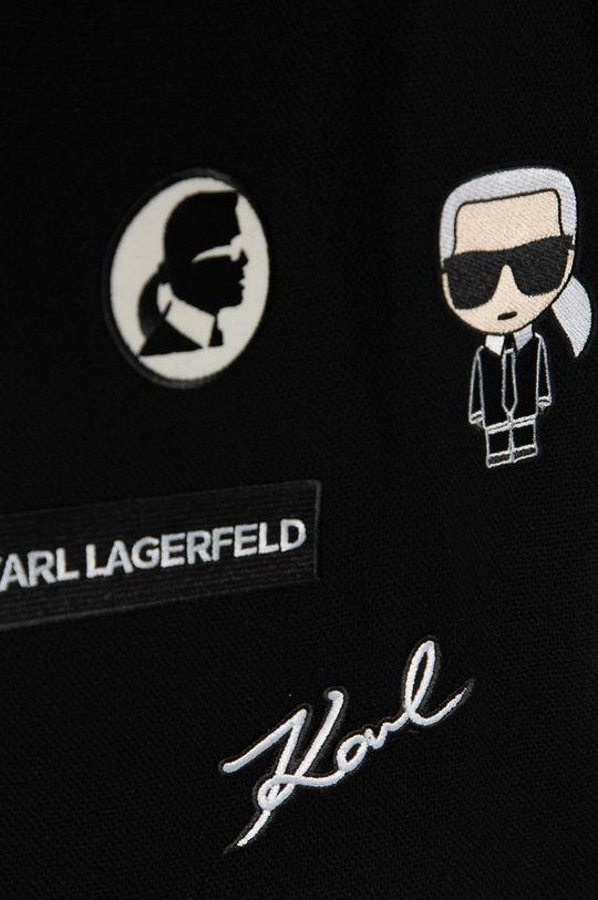 Karl Lagerfeld - Šála černá