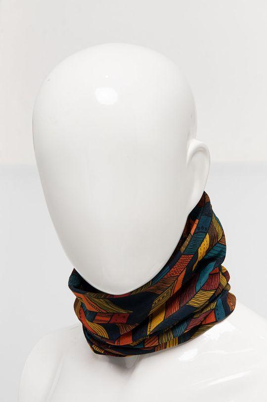 Viking - Fular impletit multicolor