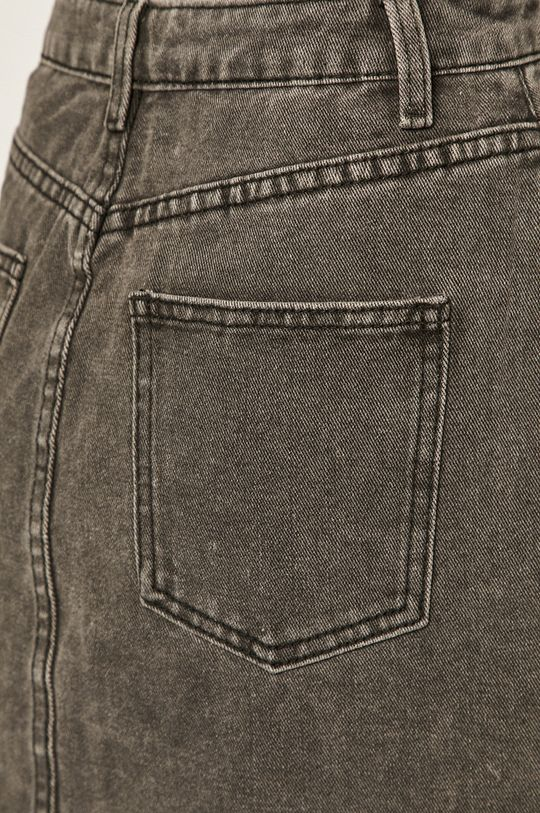 szary Vila - Spódnica jeansowa