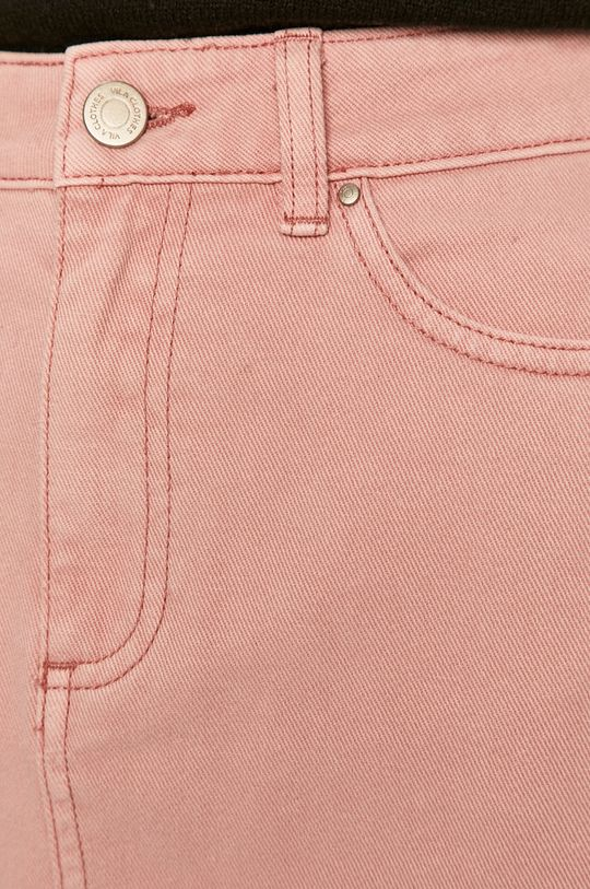staroružová Vila - Rifľová sukňa