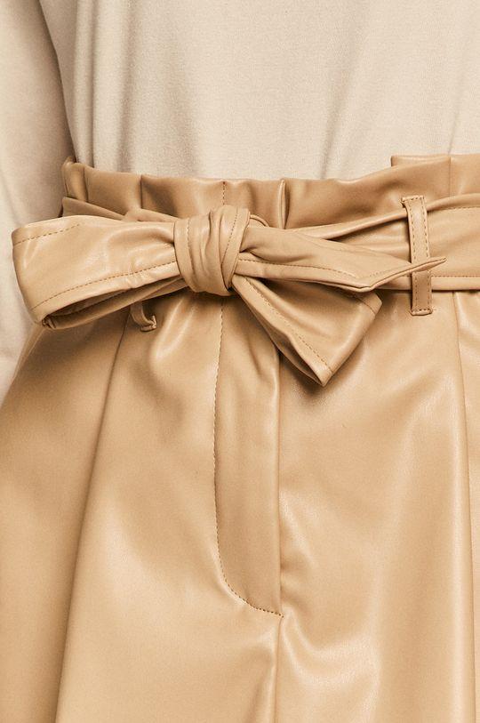 piaskowy Vero Moda - Spódnica