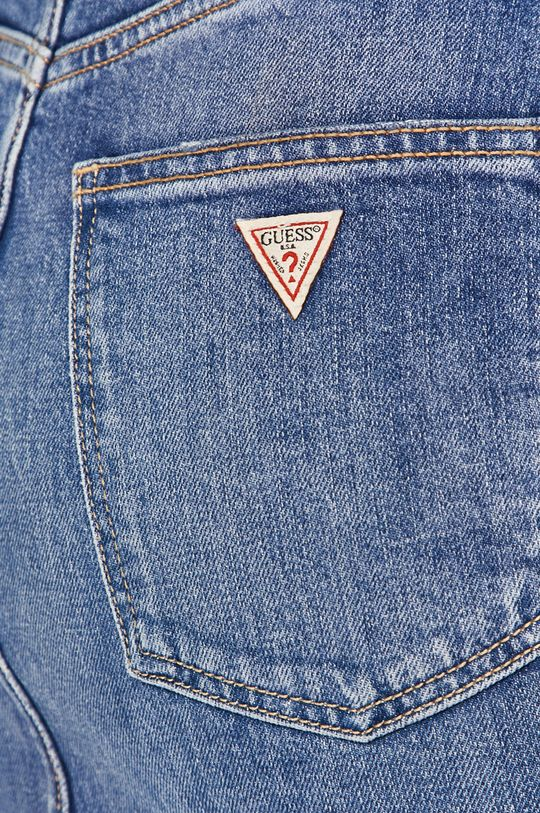 niebieski Guess - Spódnica jeansowa