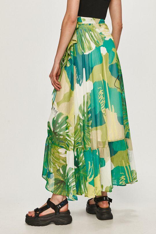 Guess - Sukně  Podšívka: 5% Elastan, 95% Polyester Hlavní materiál: 99% Polyester, 1% Kovové vlákno