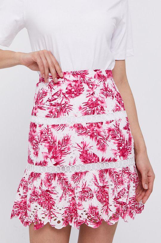 różowy Guess - Spódnica Damski