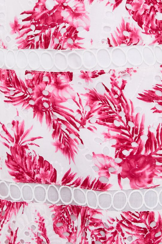 różowy Guess - Spódnica