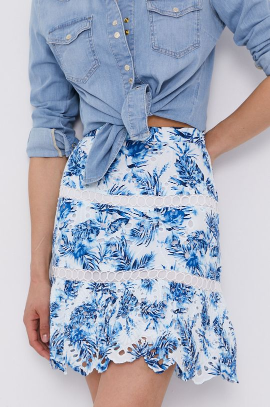niebieski Guess - Spódnica Damski