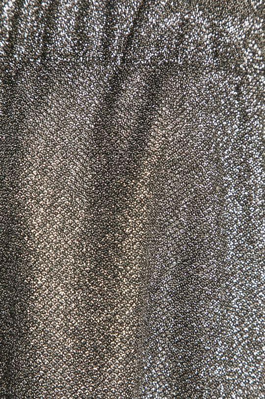 srebrny Only - Spódnica