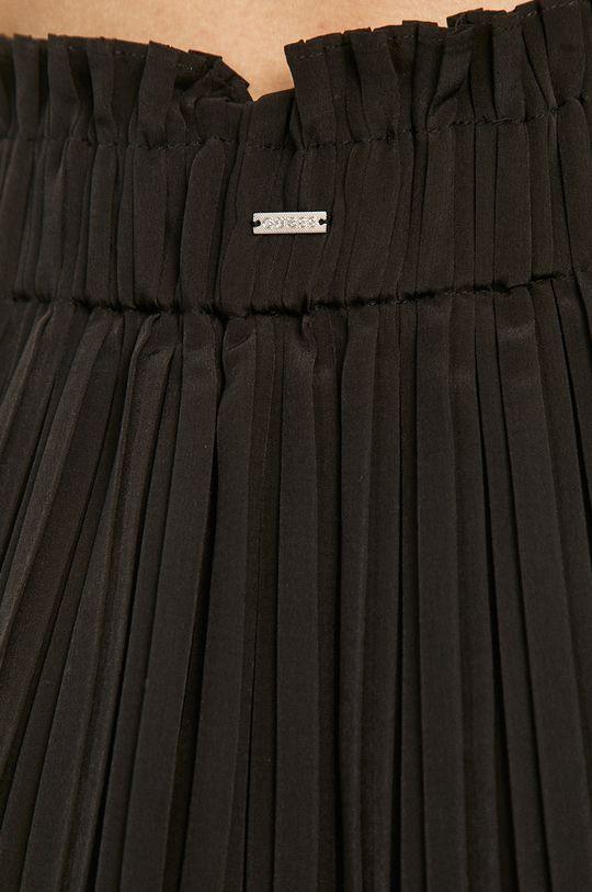 černá Guess - Sukně