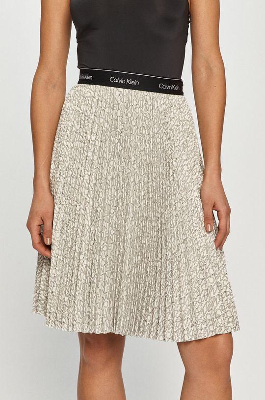 biały Calvin Klein - Spódnica Damski